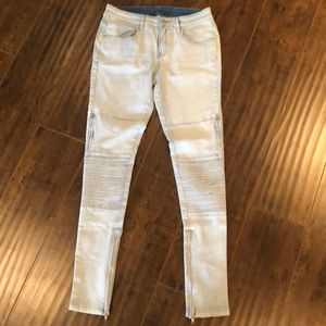 Nasty gal light wash jeans